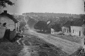 The Antietam Battlefield